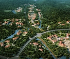 Urban Planning of Sheshan Lifestyle Center