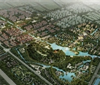 Planning of Xiaokunshan Town, Songjiang District